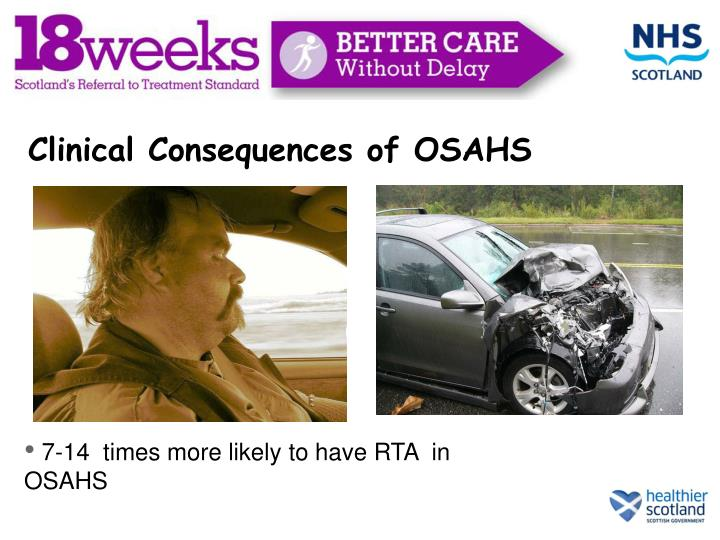 Clinical Consequences of OSAHS