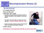 decompression illness 3