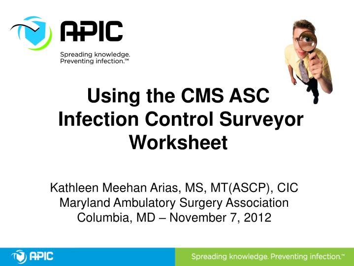 Certification In Infection Control 25534 Spotlight Archive - Ideas