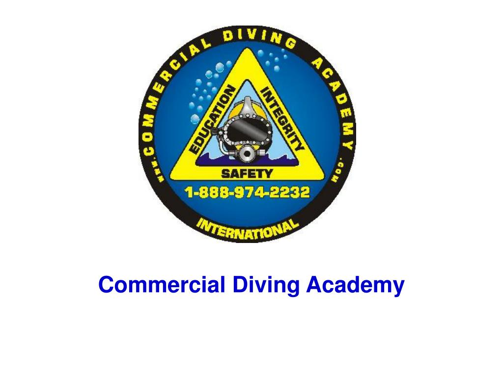 commercial diving academy l.