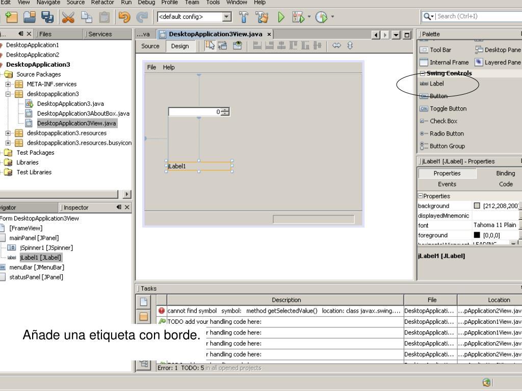 PPT - JAVA: SPINNER PowerPoint Presentation - ID:1099161