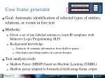 case frame generator1