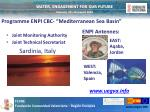 programme enpi cbc mediterranean sea basin58