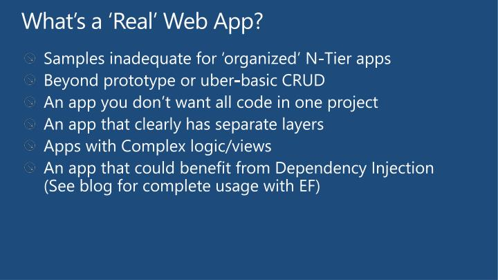 What's a 'Real' Web App?