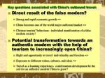 key questions associated with china s outbound travel