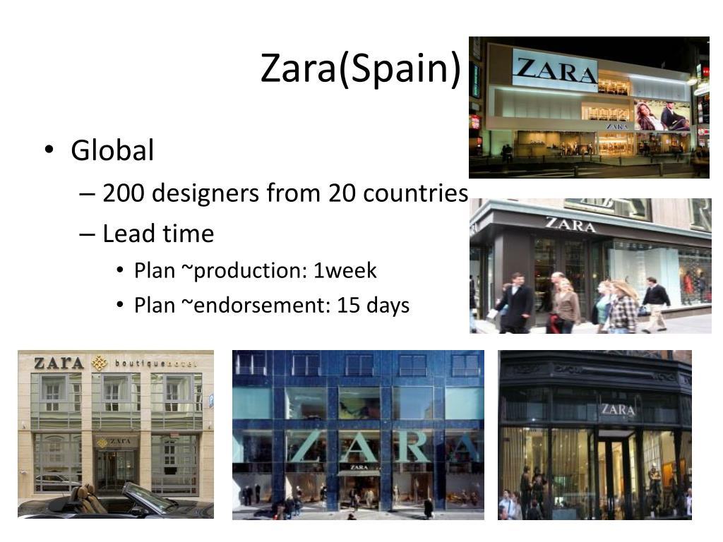 Zara(Spain)