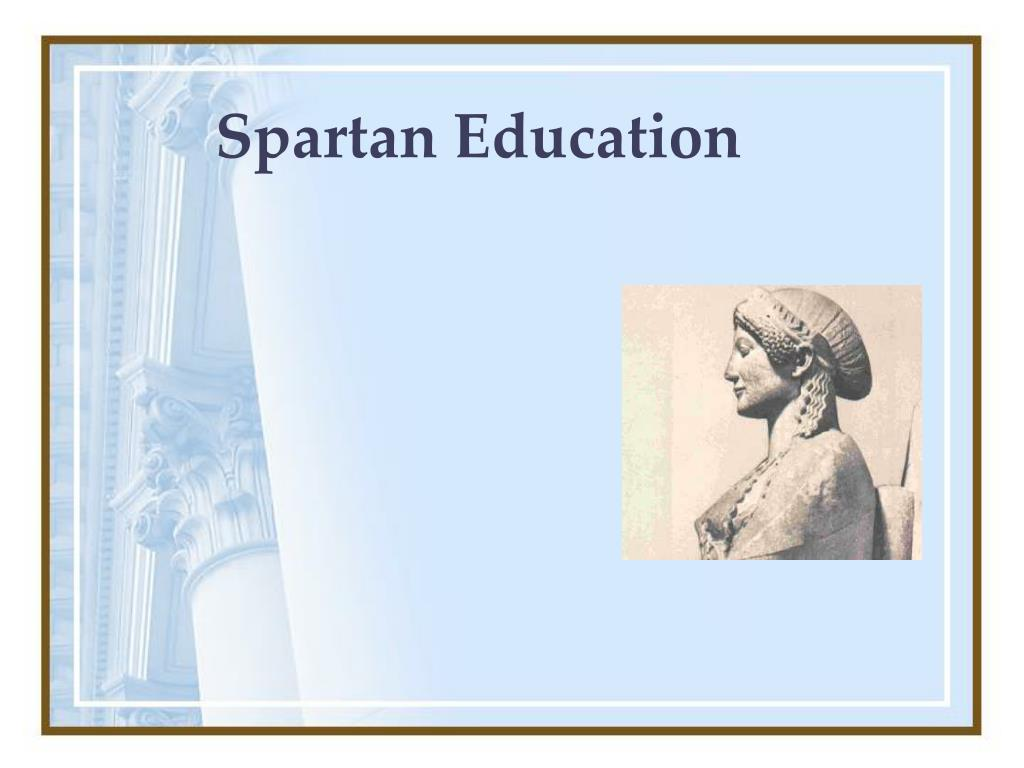 Spartan Education