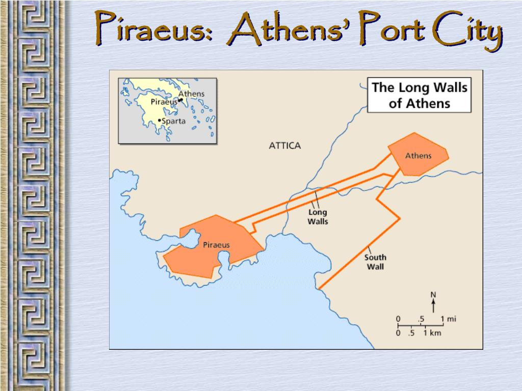 Piraeus:  Athens' Port City