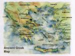 ancient greek map