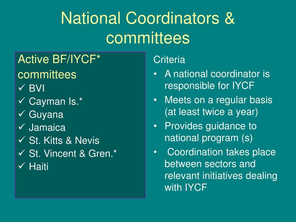 Active BF/IYCF*