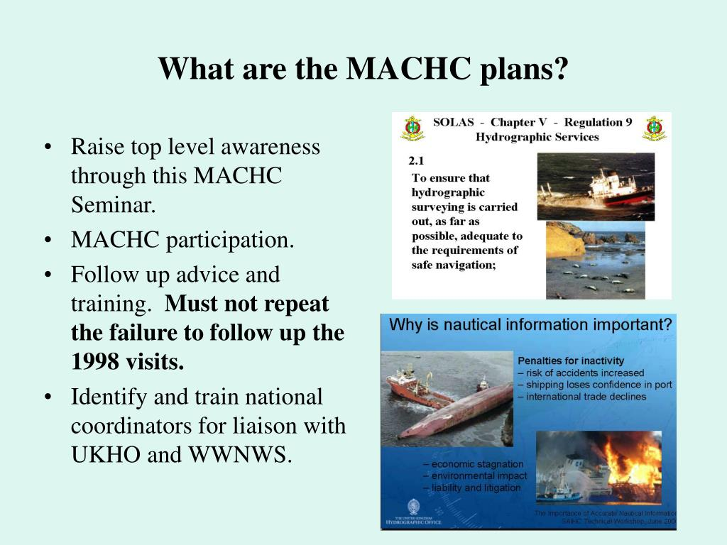 What are the MACHC plans?
