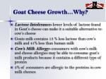 goat cheese growth why26