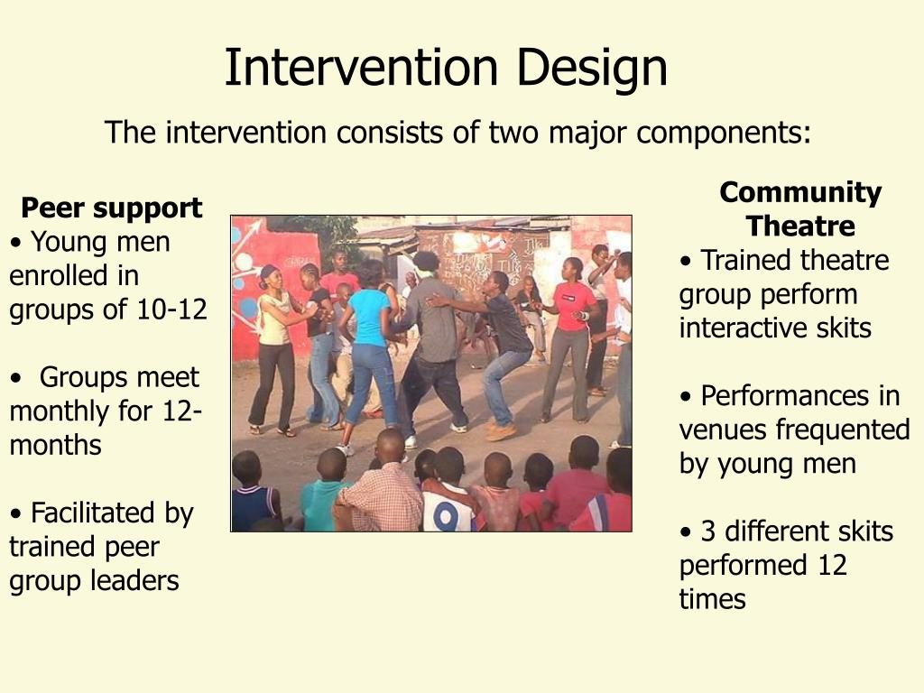 Intervention Design