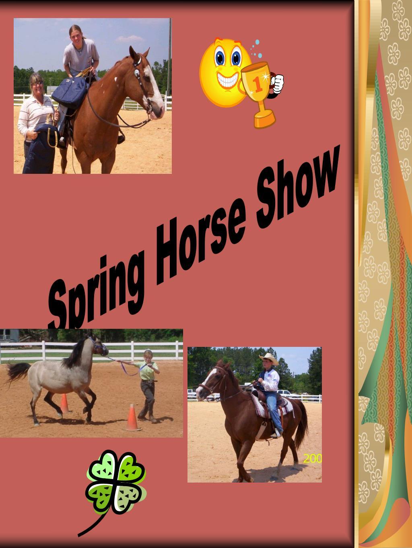 Spring Horse Show