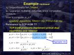 example continued60