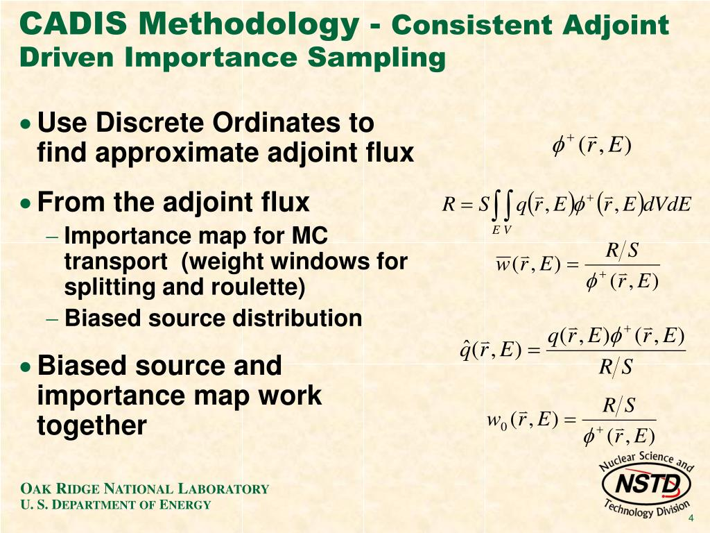 CADIS Methodology -