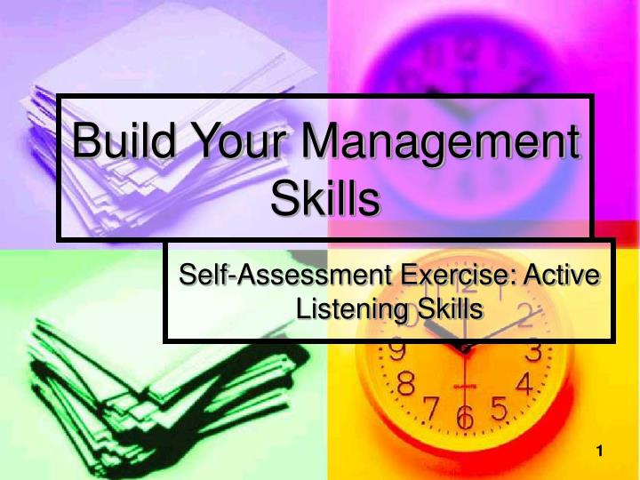 build your management skills n.