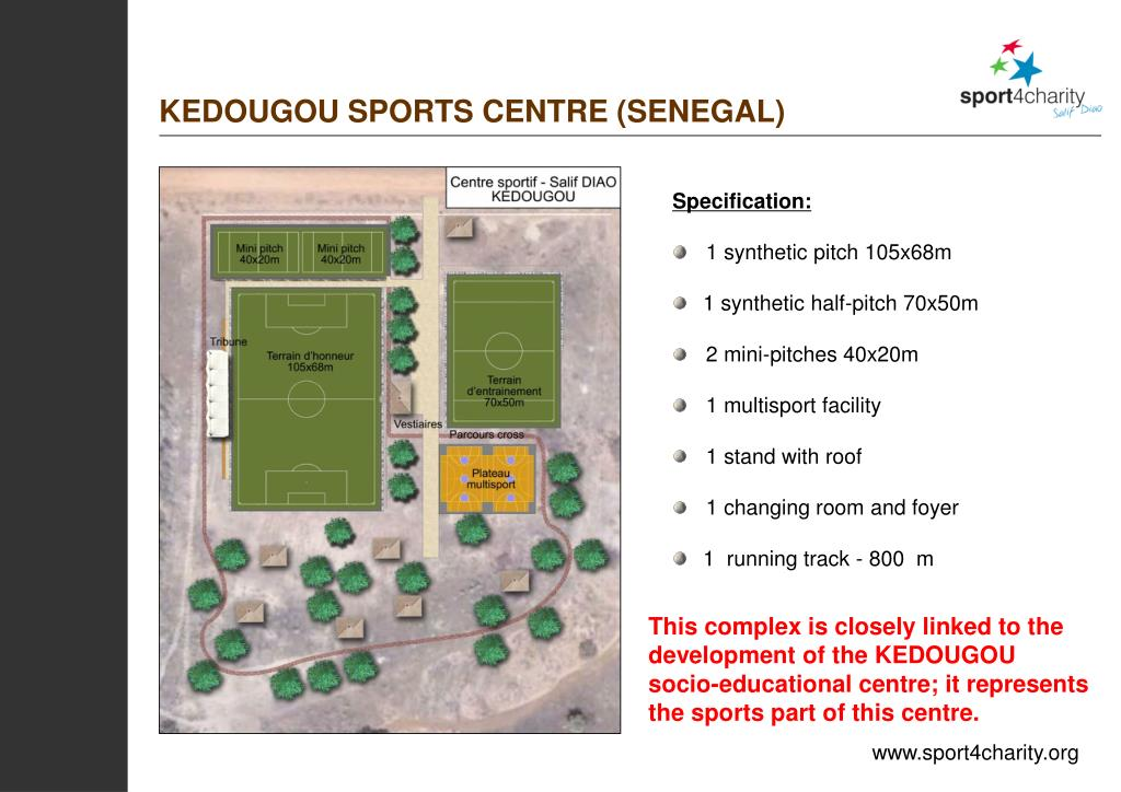KEDOUGOU SPORTS CENTRE (SENEGAL)