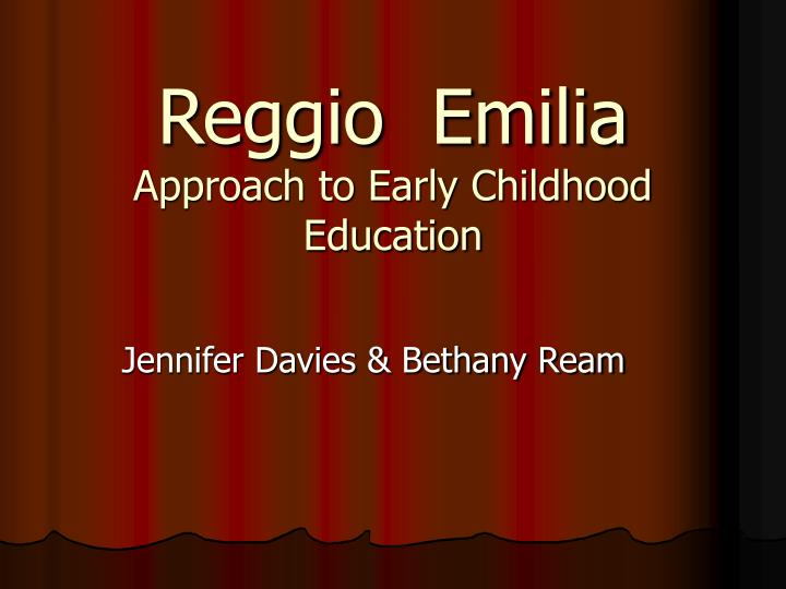 history of early childhood education Read: history of early childhood education the sooner the better studies show that high-quality education early in a child's life leads to continued success later in school, at work, and leads to better well-rounded emotionally and socially.