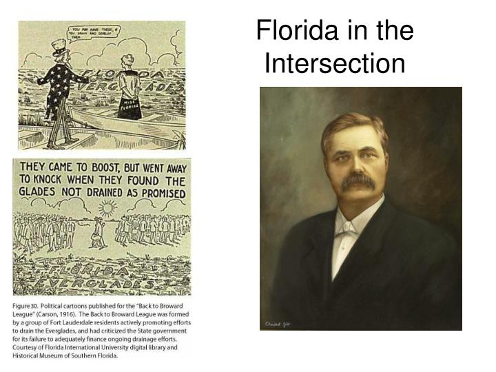 Florida in the Intersection