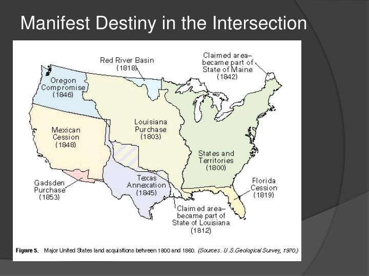 Manifest Destiny in the Intersection