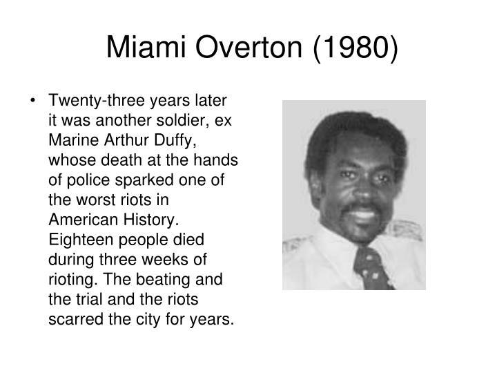 Miami Overton (1980)