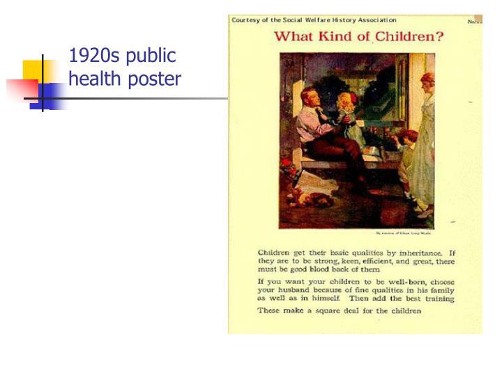 1920s public