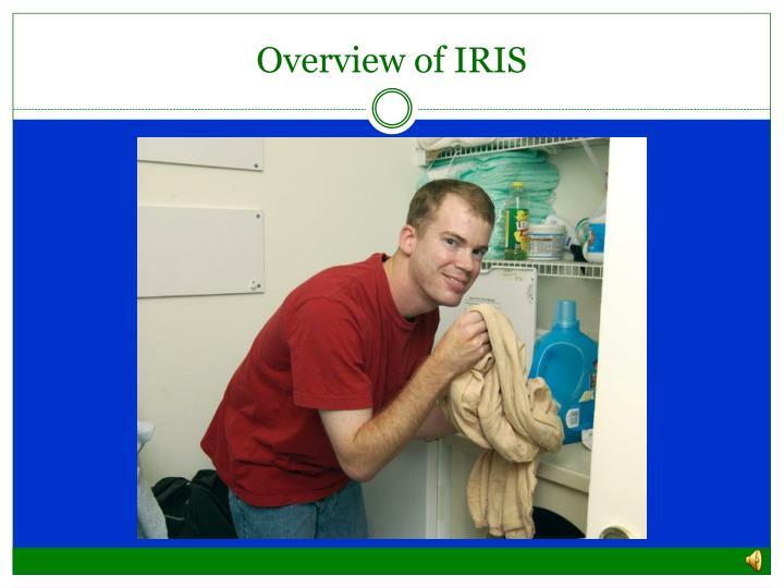 Overview of IRIS