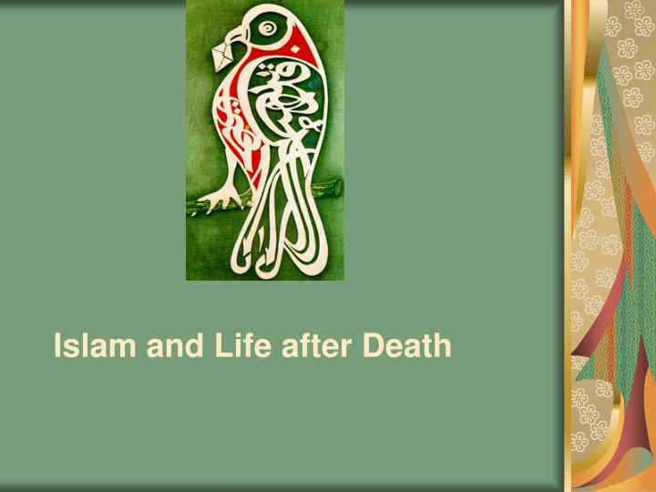 islam and life after death n.