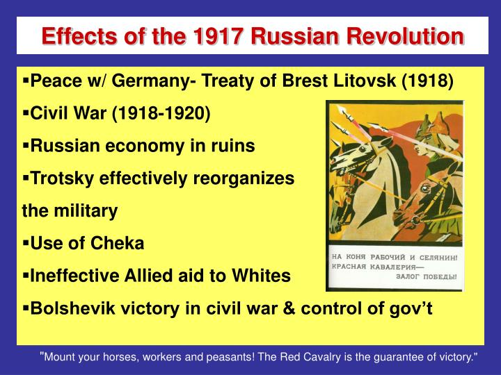 an analysis of the 1917 russian revolution To some the october revolution of 1917 in russia still stands, a hundred years on, as the single most important emancipatory event in human history.