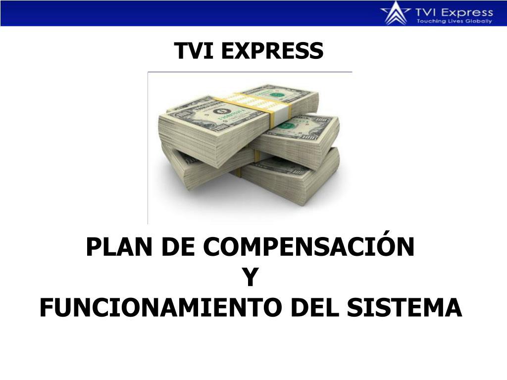 TVI EXPRESS