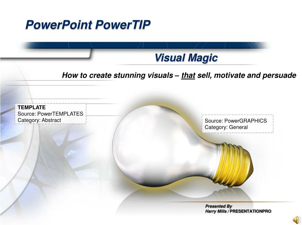 powerpoint powertip l.