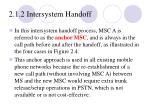 2 1 2 intersystem handoff4