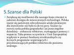 5 szanse dla polski8