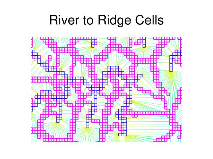 River to Ridge Cells