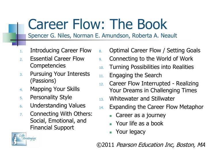 Career Flow: The Book