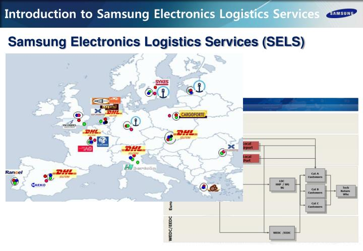 Introduction to Samsung Electronics Logistics Services