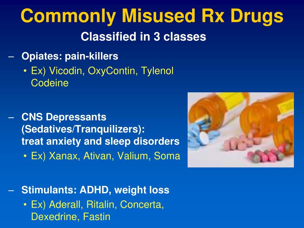 PPT - Prescription Drug Abuse PowerPoint Presentation - ID