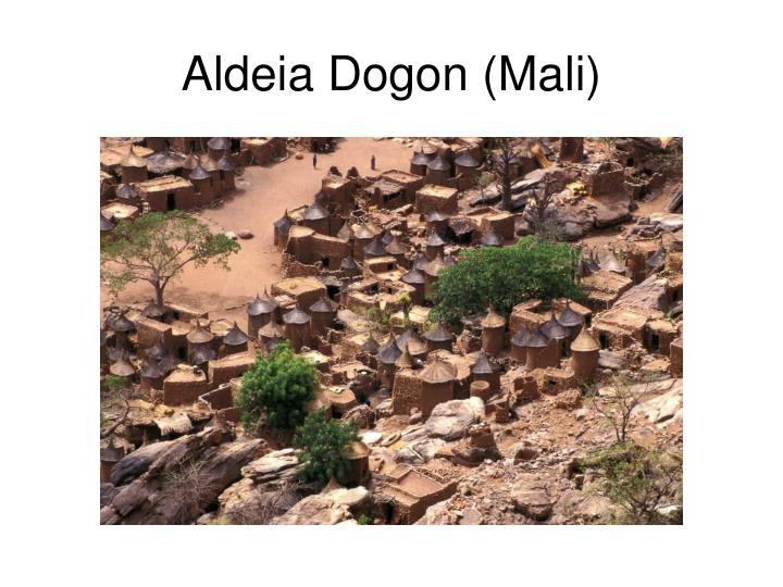Aldeia Dogon (Mali)