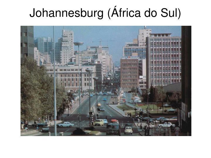 Johannesburg (África do Sul)