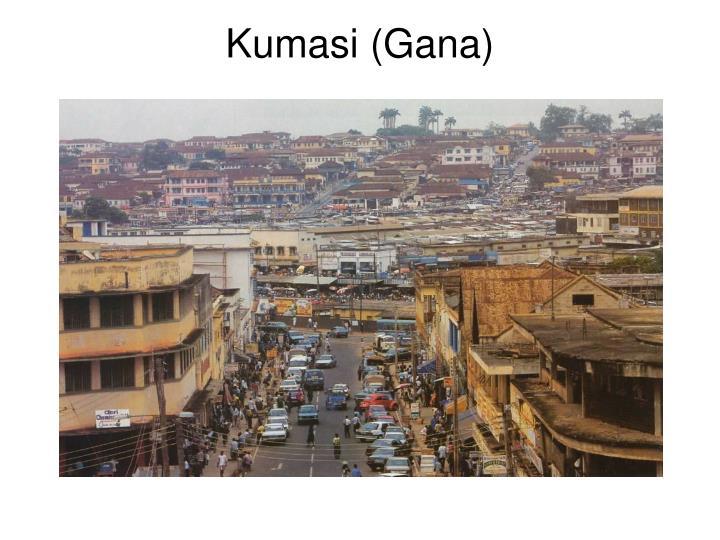 Kumasi (Gana)