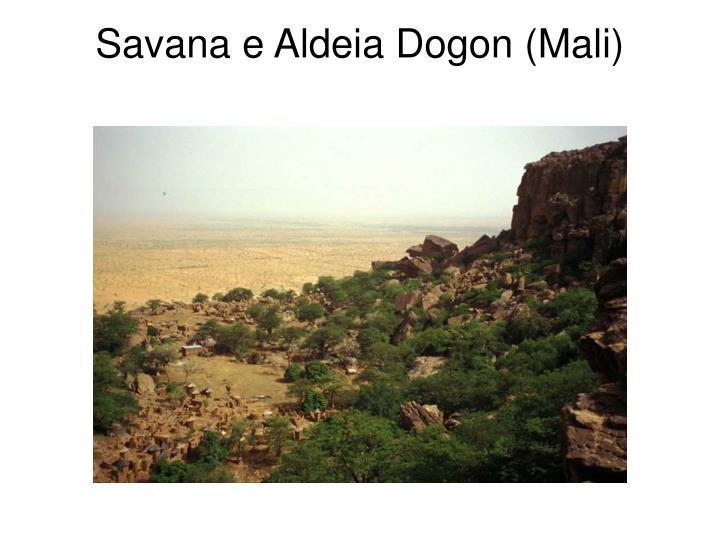 Savana e Aldeia Dogon (Mali)