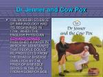 dr jenner and cow pox