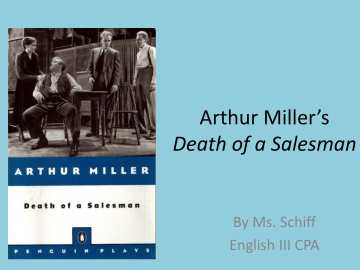 essays written by arthur miller Everything you need to know about the writing style of arthur miller's the crucible, written by experts with you in mind.