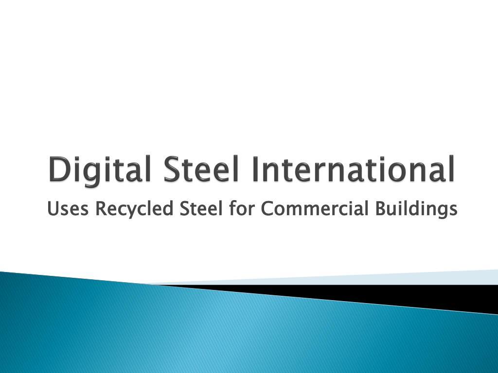 digital steel international