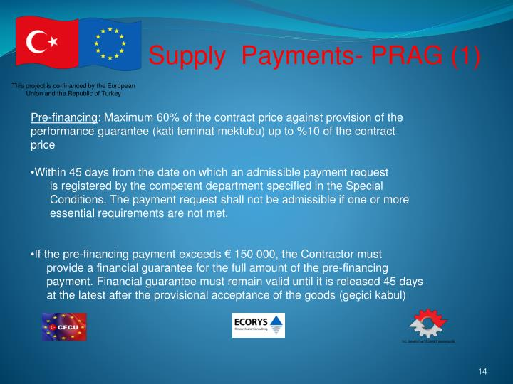 Supply  Payments- PRAG (1)