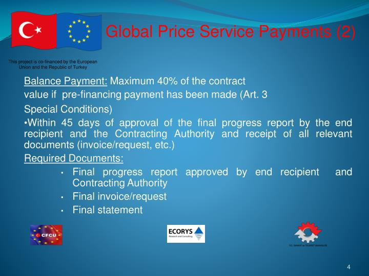 Global Price Service Payments (2)