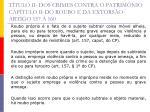 t tulo ii dos crimes contra o patrim nio cap tulo ii do roubo e da extors o artigo 157 1601