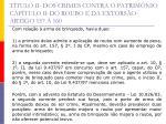 t tulo ii dos crimes contra o patrim nio cap tulo ii do roubo e da extors o artigo 157 1608