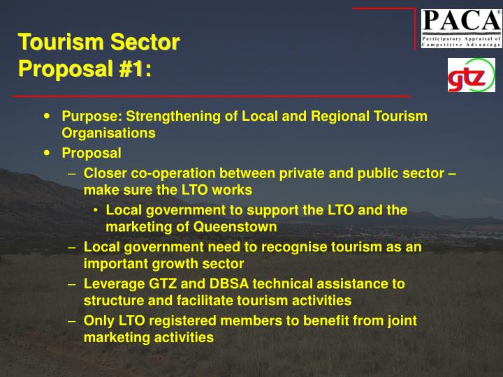 Tourism Sector